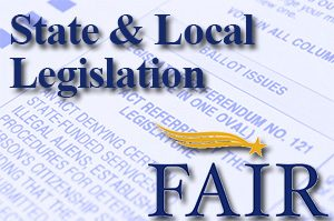 State & Local Legislation from FAIR