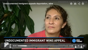 Illegal Immigrant Santos Wins Decision in 4th Circuit Court of Appeals | FAIR