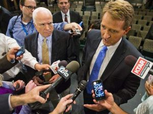 McCain_Flake_Mesa_town_hall