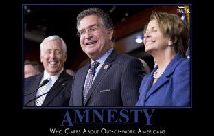 Amnesty Demotivator