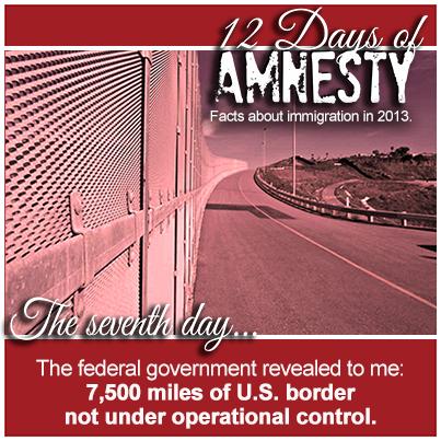 12 Days of Amnesty-Day 7