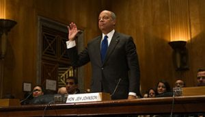 Jeh Johnson confirmed as DHS Secretary