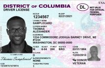 DC Driver's License for Illegal Aliens
