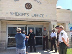 Sheriffs Go to the Border