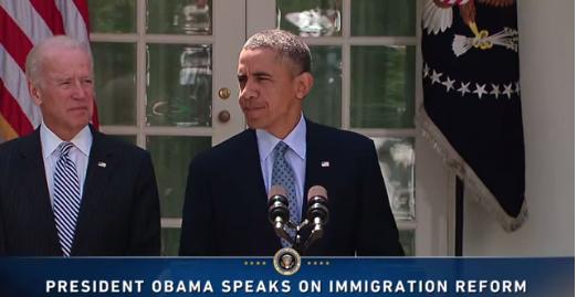 Obama speaks on immigration