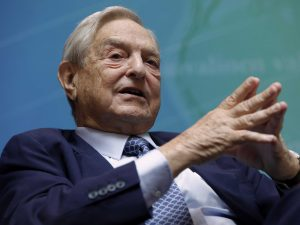 George Orwell, Meet George Soros | ImmigrationReform.com