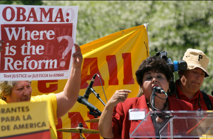 President Obama immigration reform