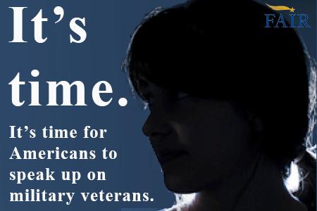 Americans speak up on military veterans