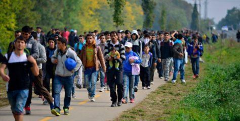 Biden Warms Up Central American Caravans