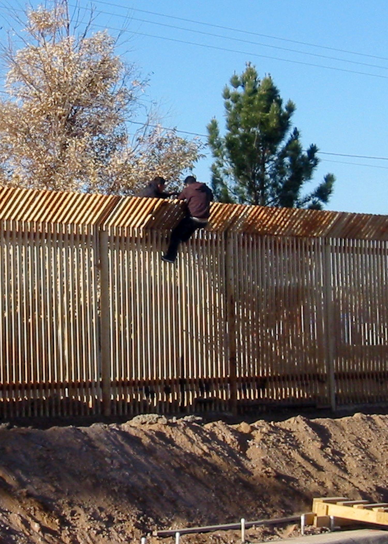 Build a Border Wall? Food for Thought | ImmigrationReform com