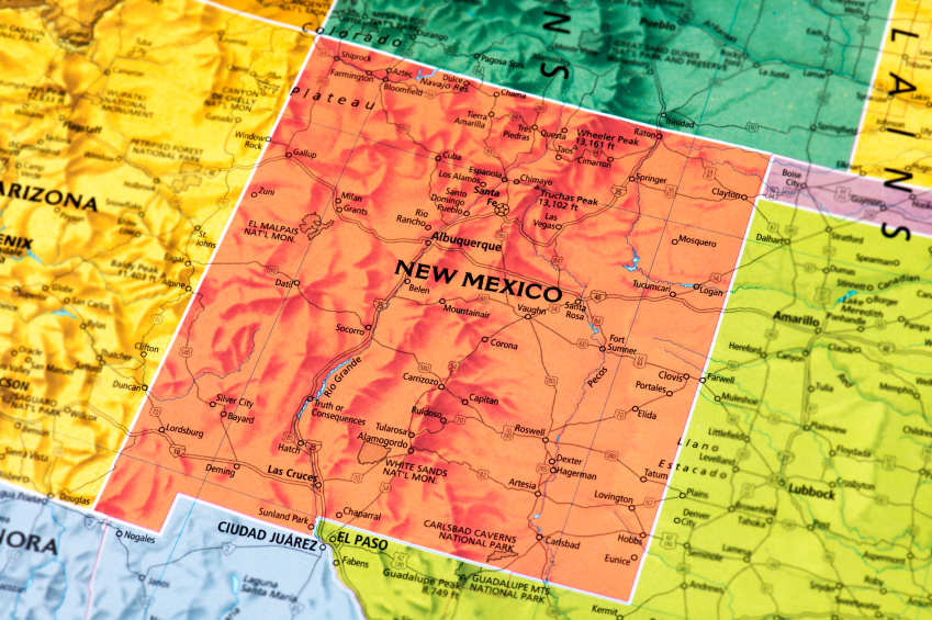New Mexico, Copyright: omersukrugoksu, istock