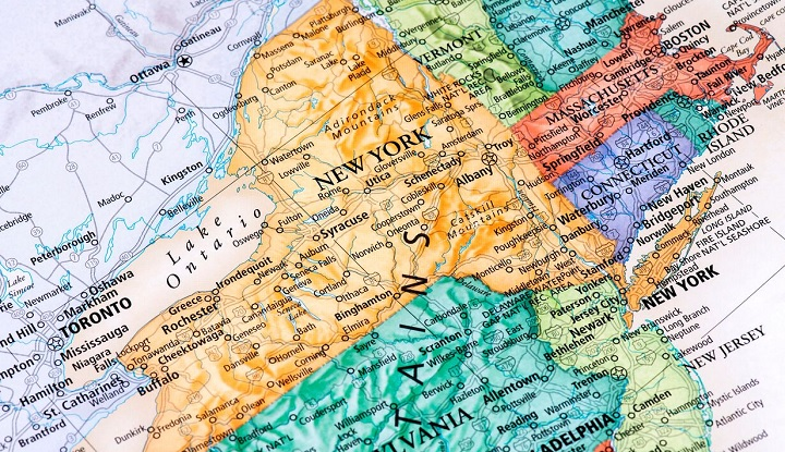 Map Of New York Suburbs.Westchester County Goes Sanctuary Are The Nyc Suburbs Lost