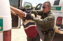 Border Patrol Arrest