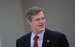 MA Governor Charlie Baker