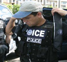Operation Rise Targets Criminal Aliens in Sanctuary Jurisdictions