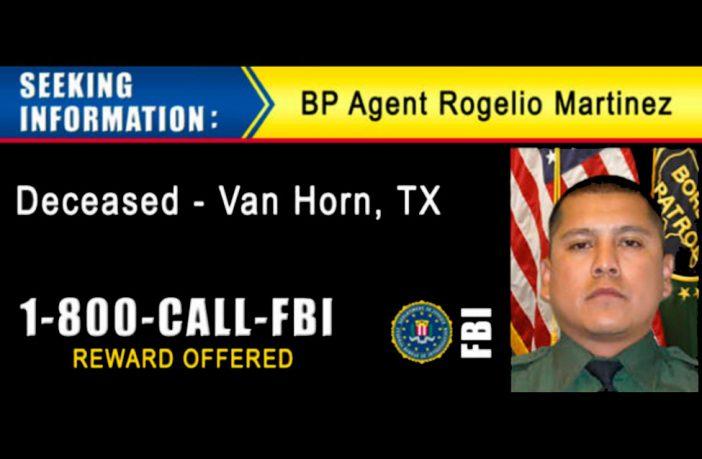 Border patrol agent killed