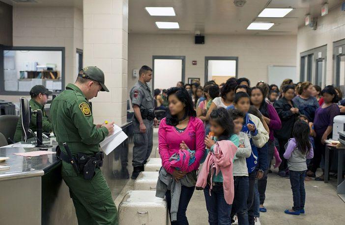 CBP detention