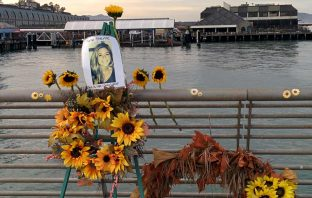 Picture of Kate Steinle after murder in july of 2015