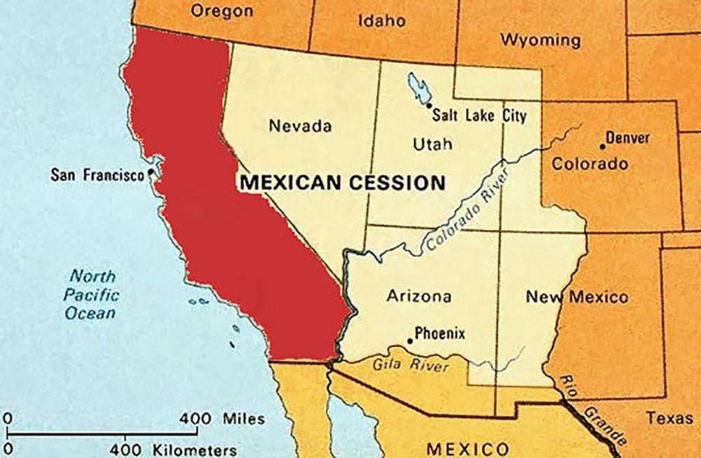 Treaty of Guadalupe Hidalgo - Wikipedia |Mexico Treaty