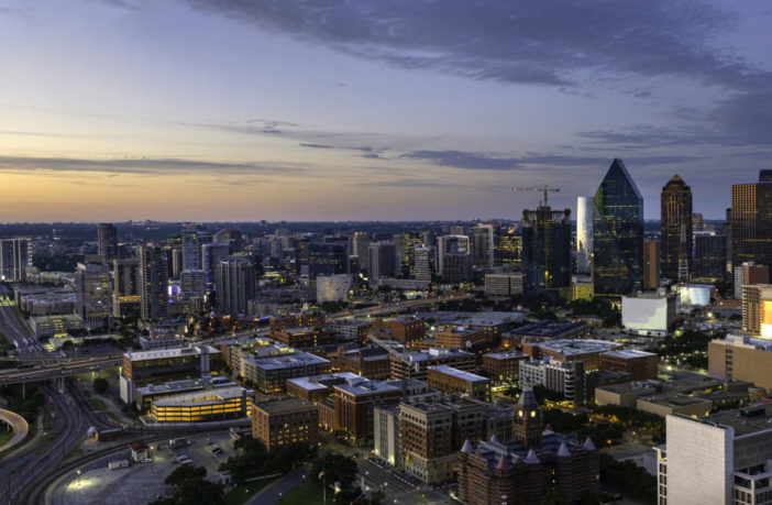 Image of Dallas skyline