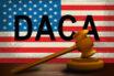 Daca Kids Dreamer Legislation For Us Immigration - 3d Illustration