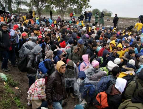 More Than 200,000 Illegal Alien Encounters at the Southern Border in August
