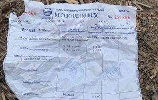 Migrant travelers' documents