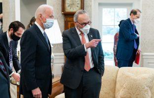 Schumer Biden