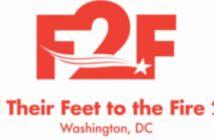 Feet to Fire logo